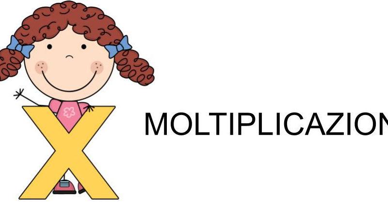 Matematica – La Moltiplicazione
